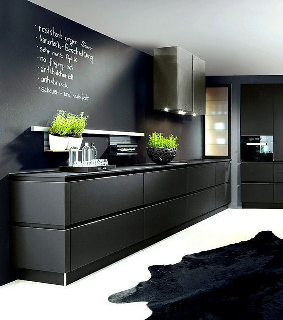 black kitchen ideas 2