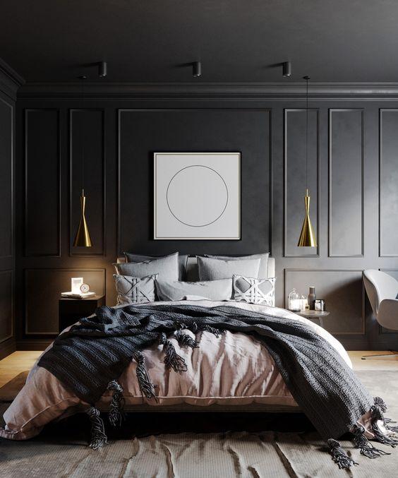 dark bedroom ideas 14