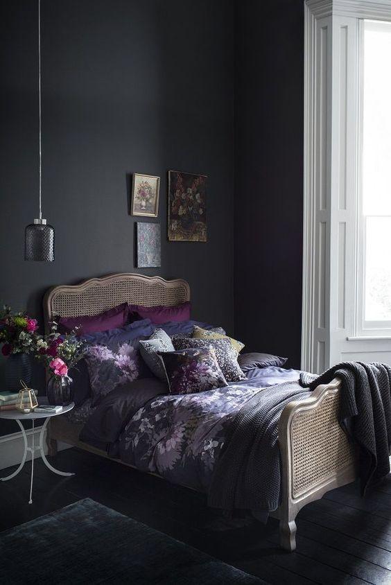 dark bedroom ideas 15