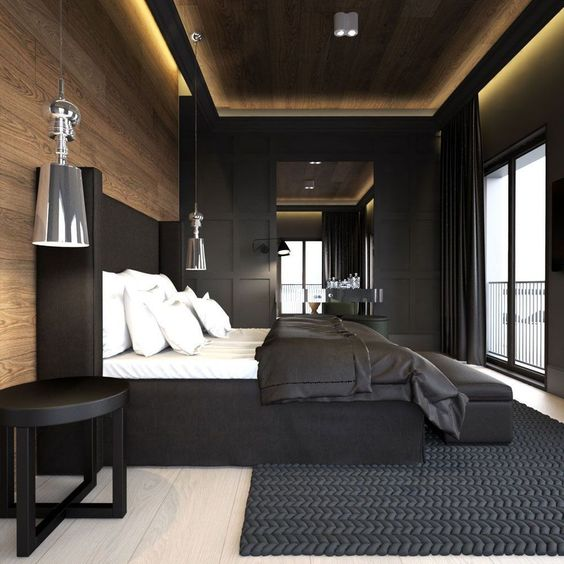 Dark Bedroom Ideas: Stunning Earthy Decor