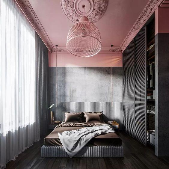 Dark Bedroom Ideas: Unique Girly Decor