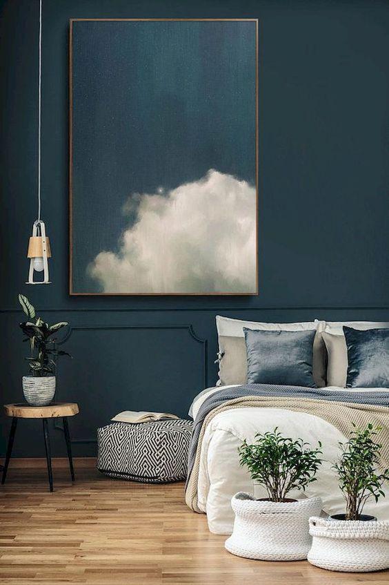 Dark Bedroom Ideas: Warm Stylish Decor