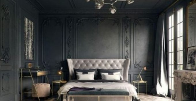 Dark Bedroom Ideas: 25+ Most Admirable Inspirations with Chic Decor
