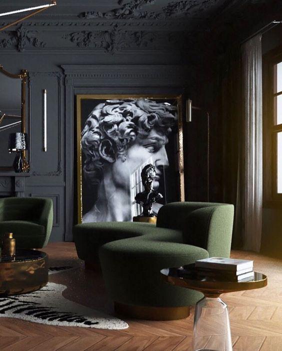 dark living room 16