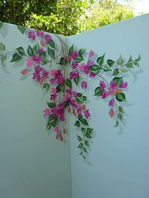 fence painting ideas 2