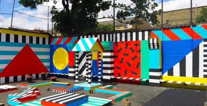 fence painting ideas feature