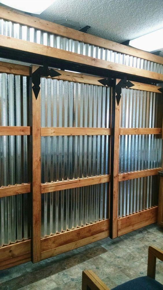 metal fence ideas 17