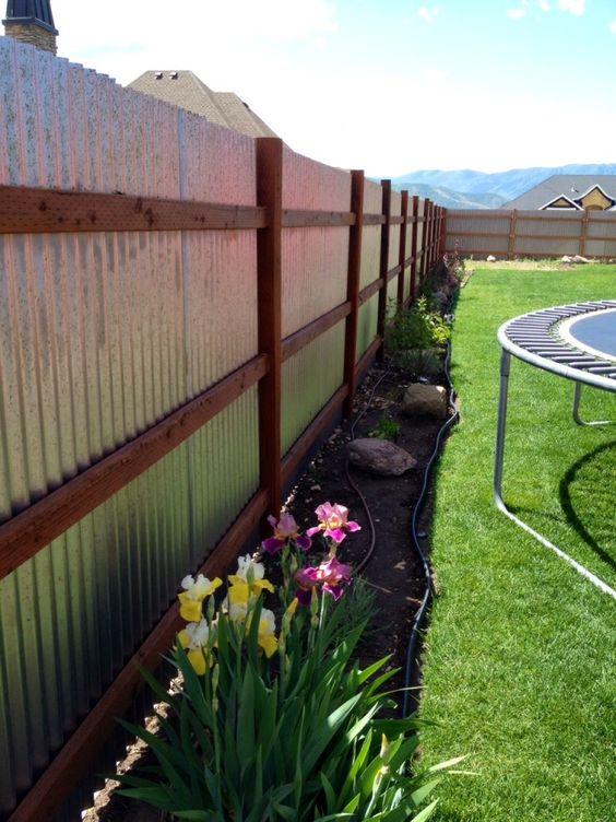 metal fence ideas 5