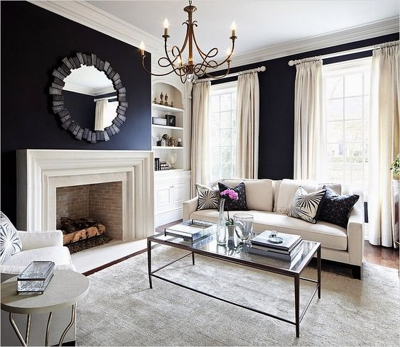 navy living room 11