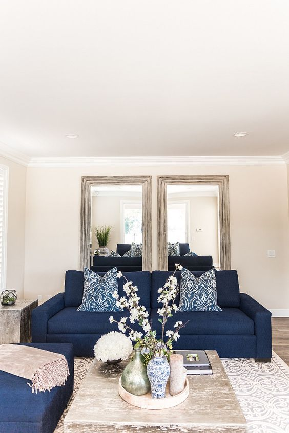 navy living room 17