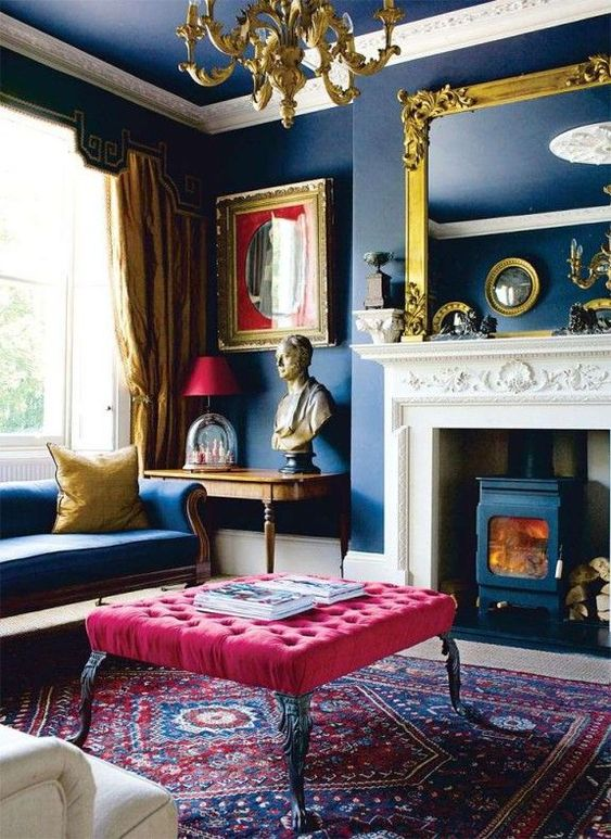 navy living room 20