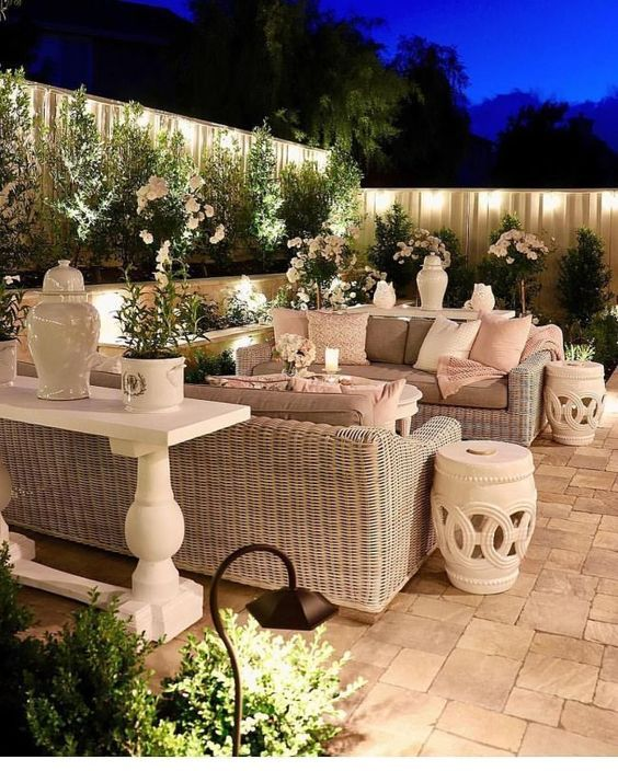 simple patio ideas 11