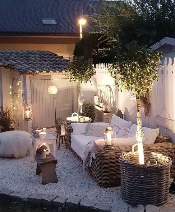 simple patio ideas 12