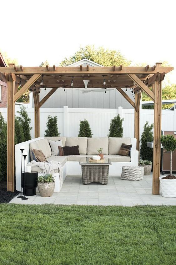 simple patio ideas 15