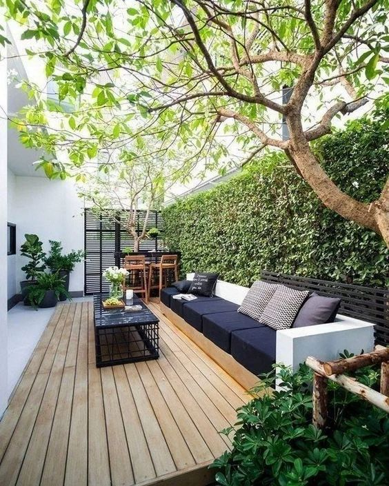 simple patio ideas 19