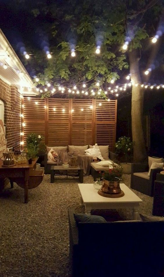 simple patio ideas 6