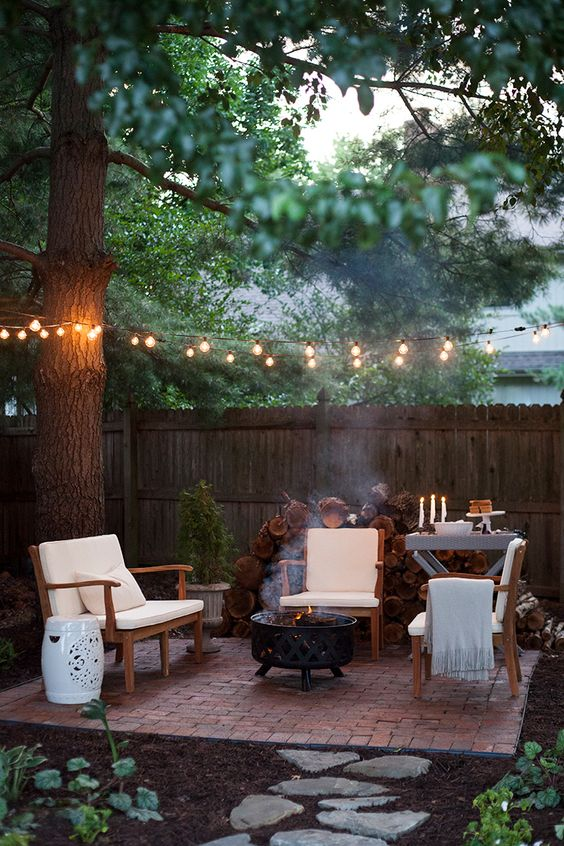 simple patio ideas 7