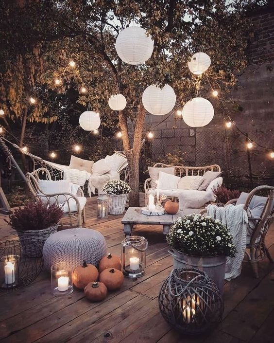 simple patio ideas 8