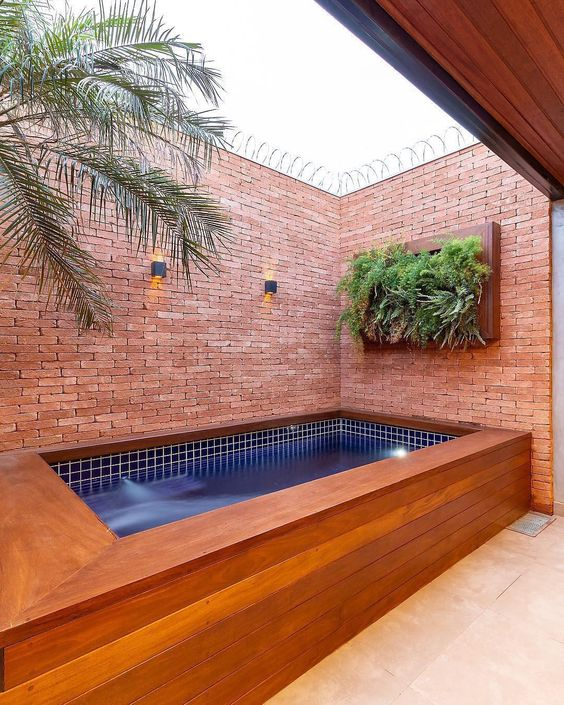 small swimming pool 12