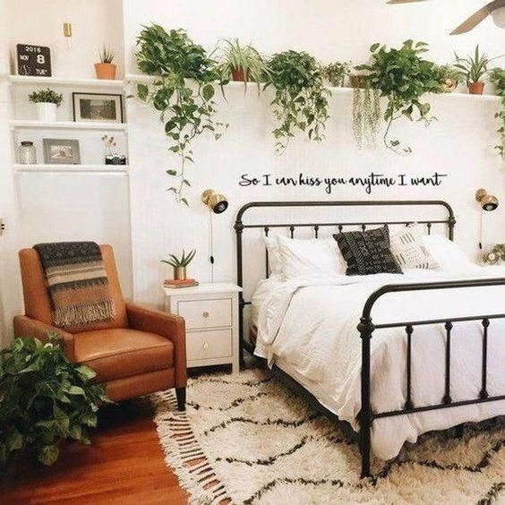 Bedroom Plants Ideas: 25+ Fresh & Stylish Decors You\'ll Adore