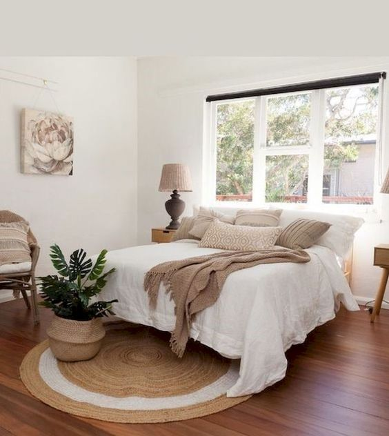 bedroom plants ideas 15