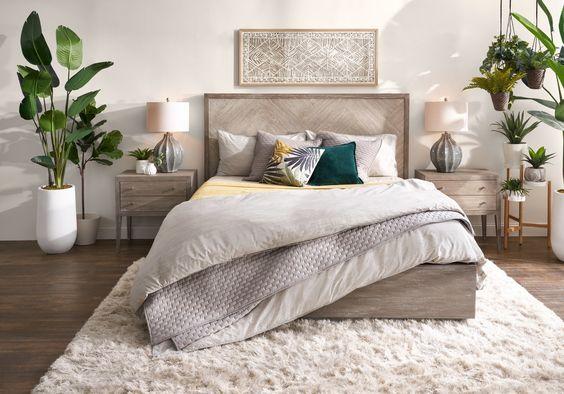 bedroom plants ideas 16
