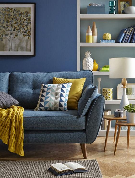 blue living room 11