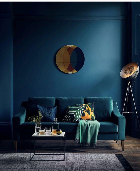 blue living room 13