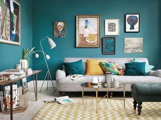 blue living room 19