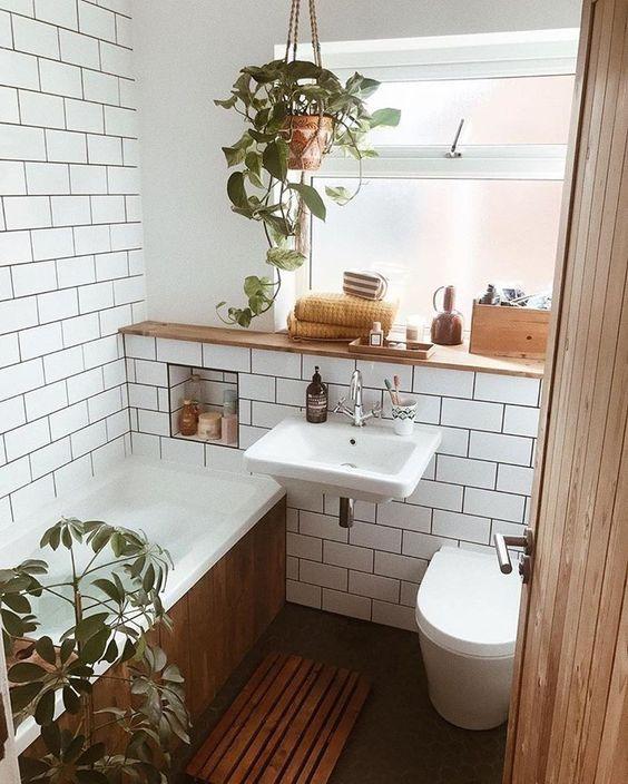 Boho Bathrooms Ideas: Attractive Earthy Decor