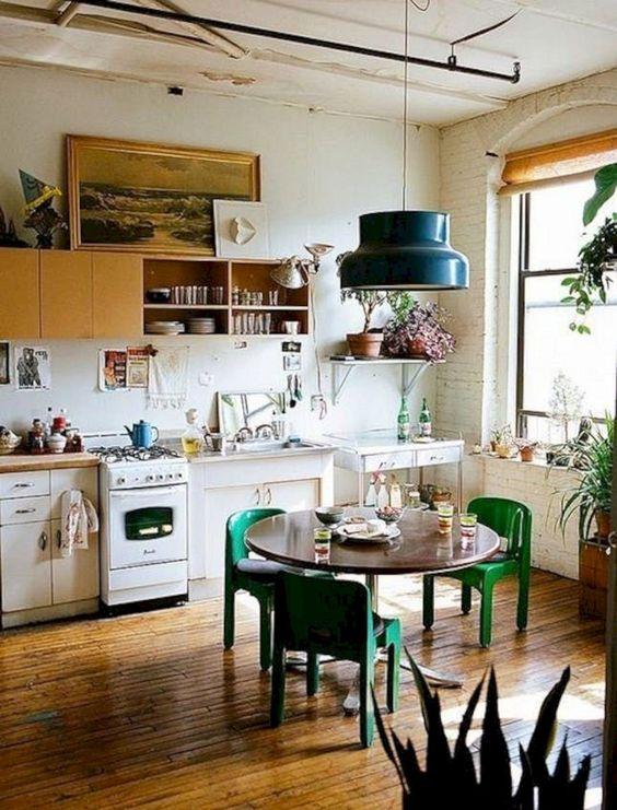 boho kitchen ideas 11