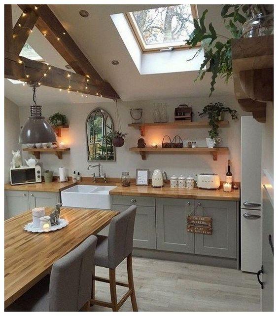 boho kitchen ideas 12