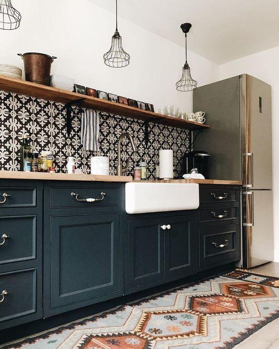 boho kitchen ideas 18