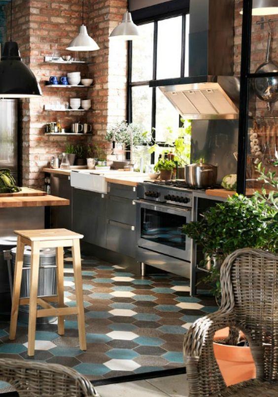 boho kitchen ideas 21