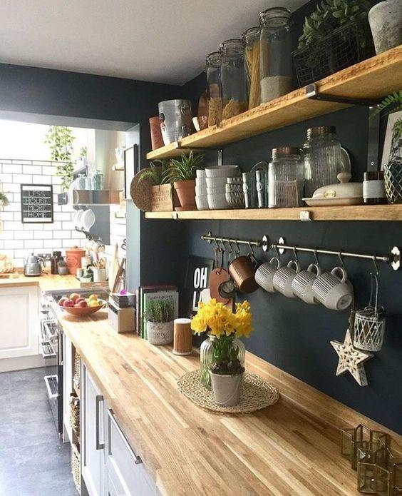 boho kitchen ideas 22