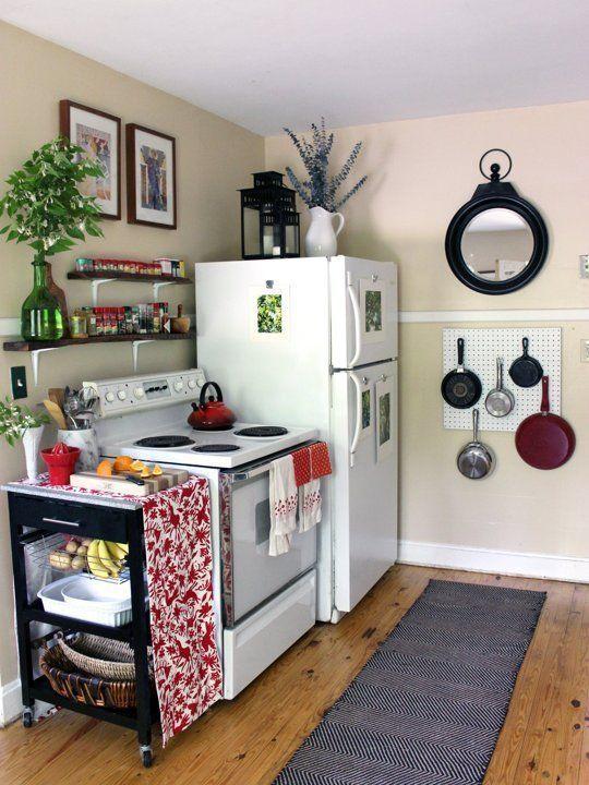 Boho Kitchens Idea: Simple Chic Decor