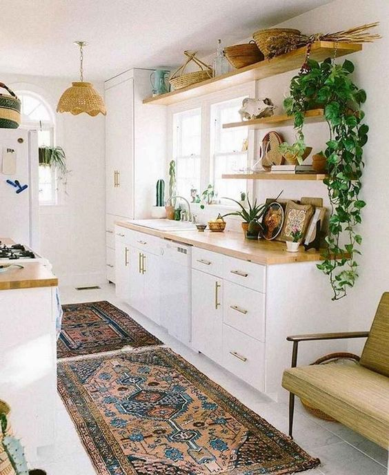 Boho Kitchen Ideas: Simply Stylish Decor
