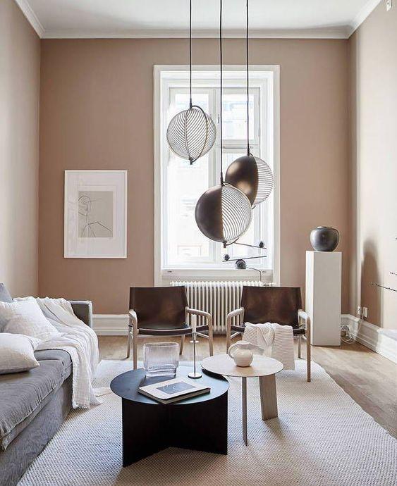 Brown Living Room Ideas: Simply Stylish Decor