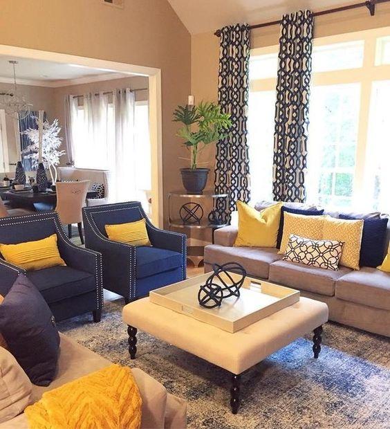 brown living room 18