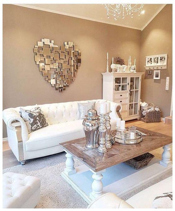 brown living room 5