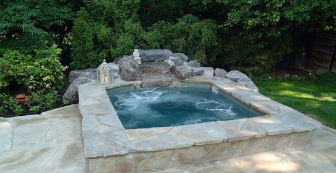 Built In Hot Tub Ideas Mycoffeepot Org