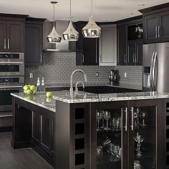Dark Kitchen Ideas 25 Stunning Designs For Contemporary Home