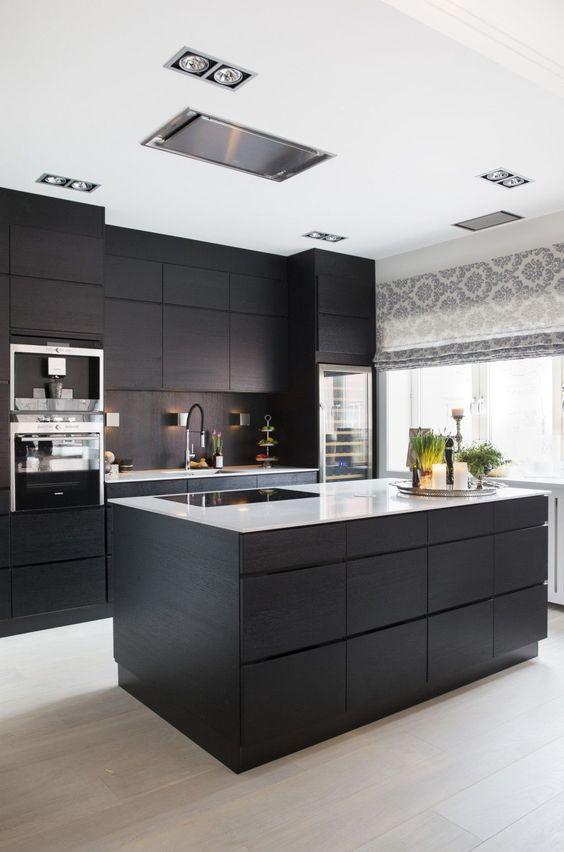 dark kitchen ideas 12