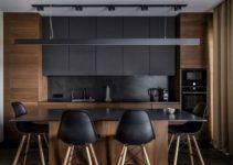 dark kitchen ideas feature
