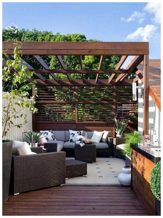 farmhouse patio ideas 15