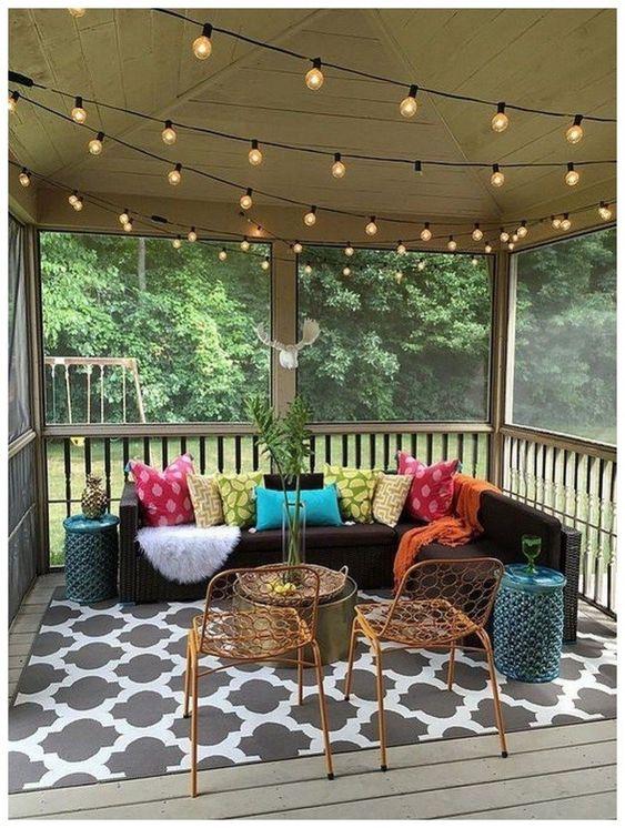 farmhouse patio ideas 16