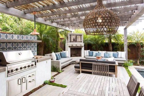 farmhouse patio ideas 20