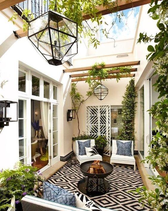 farmhouse patio ideas 24