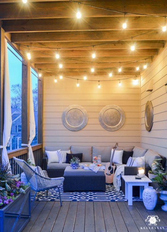 farmhouse patio ideas 8