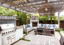 farmhouse patio ideas furniture